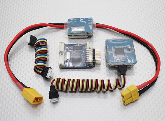 Dianmu FPVフライトコントローラシステムOSD / GPS / RTH /バロメーター