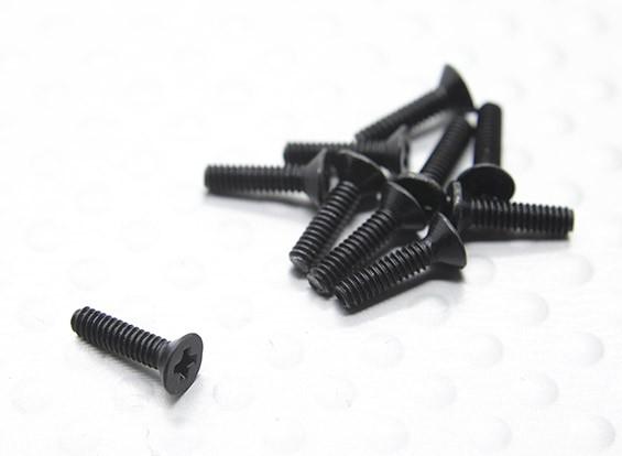 フラットクロスヘッドネジ(ISO2x8mm)(10PCSの/袋) -  A2027、A2028、A2029およびA3007