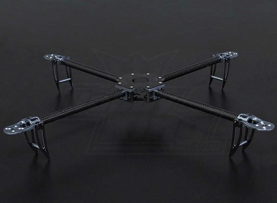 Turnigyタロンクワッドローター(V2.0)炭素繊維フレーム550ミリメートル