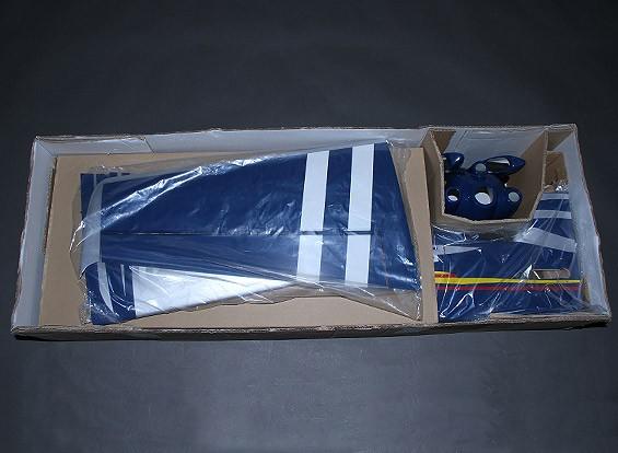 SCRATCH / DENT MXS-R 50eはバルサ3D 1450ミリメートル(ARF)