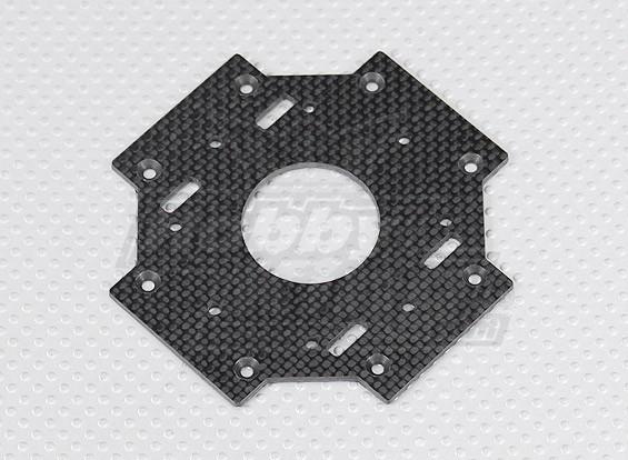 TurnigyタロンV2カーボンファイバーメイントッププレート(1個)