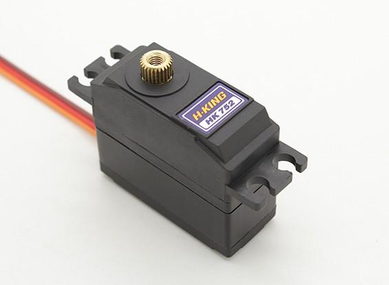 HobbyKing™HK-752MGコアレスデジタルMG / BBサーボ6.3キロ/ 0.11sec / 28グラム