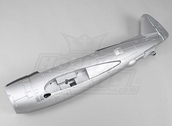 Durafly™1100ミリメートルのP47  - 交換用機体