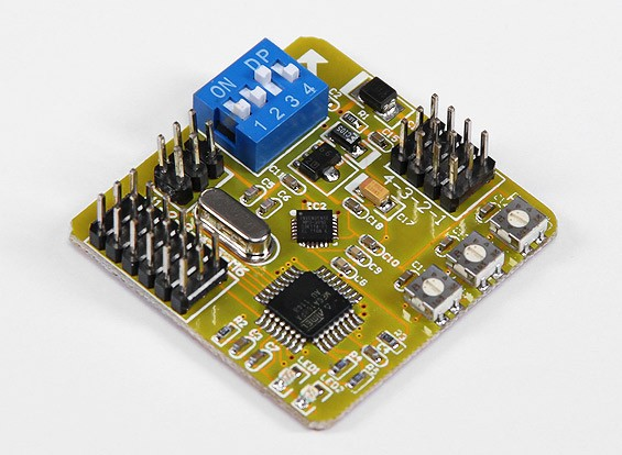 Hobbyking i86Lマルチローターコントロールボード(ライトエディション)