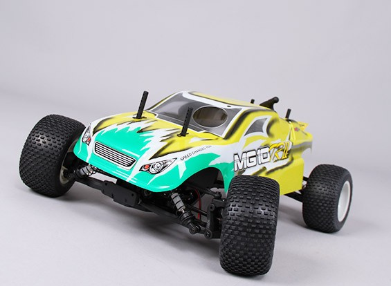 MG10 TRII 0.18グロウスタジアムトラックイエロー/グリーン(ARR)