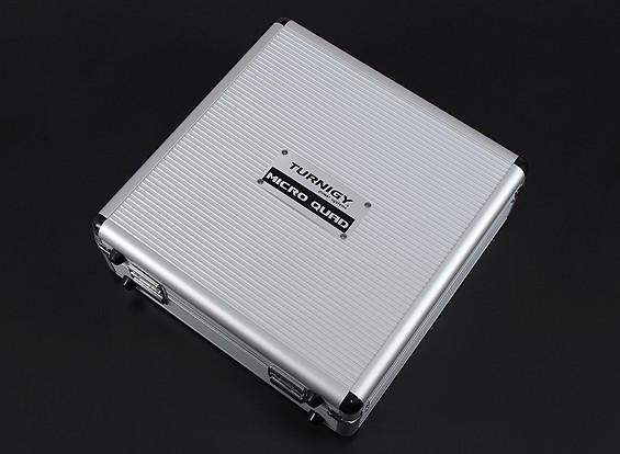 ケースTurnigy統合PCBマイクロクワッドキャリングアルミ