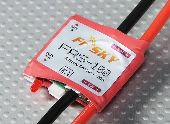 FrSky FAS-100テレメトリアンペア数センサー