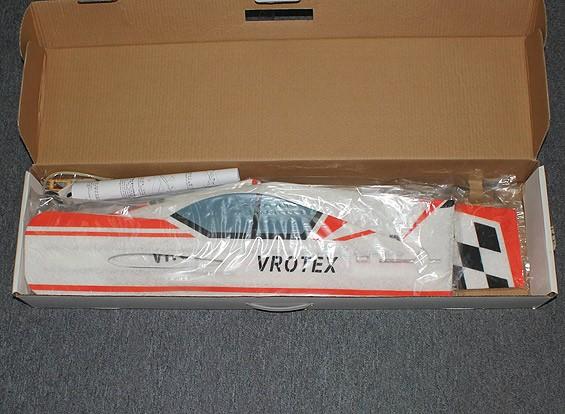 SCRATCH / DENT Vrotex EPP 3D飛行機モデル(アンブレイカブル)