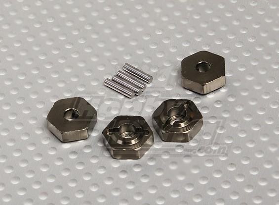 A2030、A2031、A2032およびA2033  - ホイールハブ(4本)をアップグレード