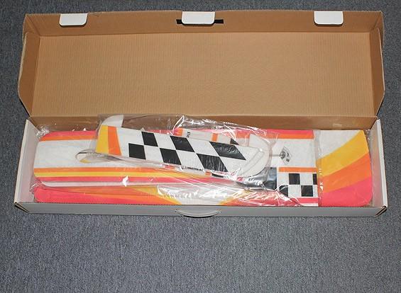 SCRATCH / DENT GeeBee EPP 3D飛行機モデル(アンブレイカブル)