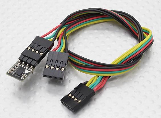 MultiwiiコンパスモジュールHMC5883L