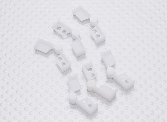 HobbyKing Bixler 2 / Bix3は - 交換用フラップは、ヒンジ(6PCS /袋)