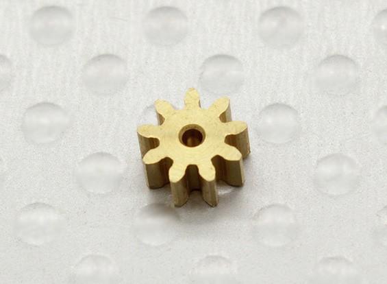 マイクロヘリコプターピニオンギア0.5M 9T