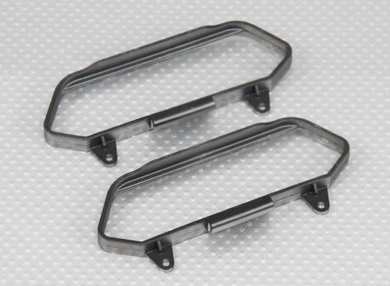 サイドブレース1/10 Turnigy四駆ブラシレスショートコーストラック(2個/袋)