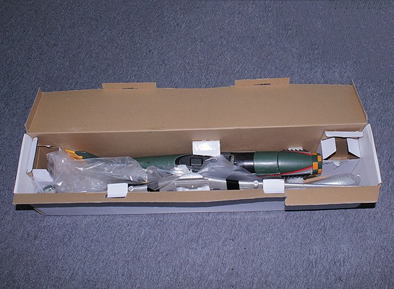 SCRATCH / DENT P-51 860ミリメートル(P&P)