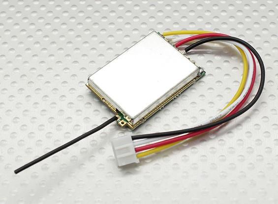 2.4GHz帯のAV FPVレシーバー(Kingduino互換)