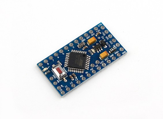 KingduinoプロミニV1.2 ATmega168 5V / 16MHzの8アナログインタフェース