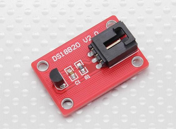 デジタル温度センサモジュールDS18B20 V2.0