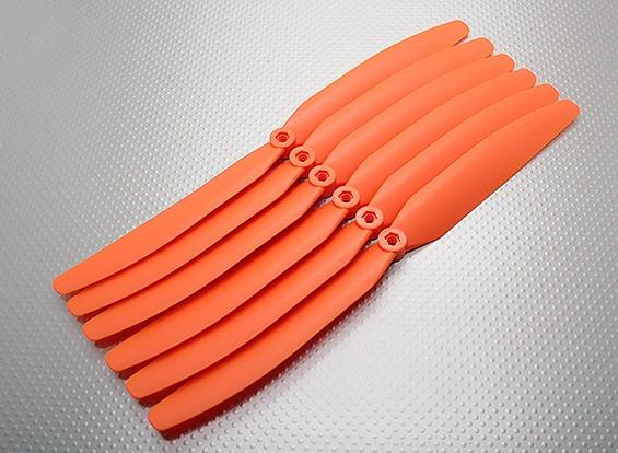 GWS EPプロペラ(DD-1170 279X178mm)オレンジ(6PCS /セット)