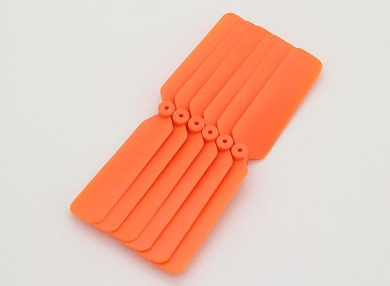 GWS EPプロペラ(DD-3020 82x50mm)オレンジ(6PCS /セット