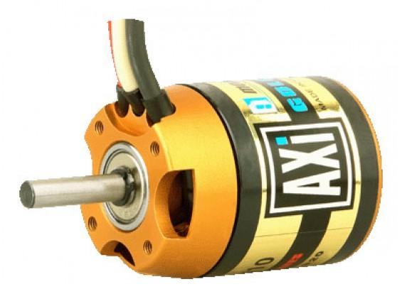 AXI 10分の2826 GOLDのLINEブラシレスモーター