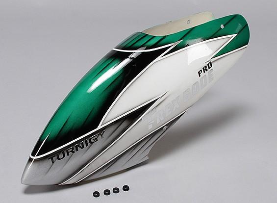 トレックス600E PROのTurnigyハイエンドグラスファイバーキャノピー