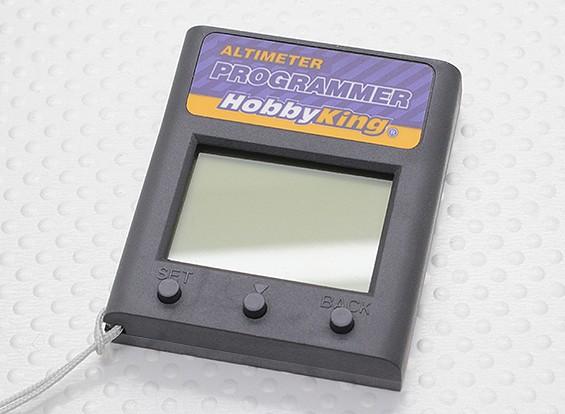 システム・プログラムボックスの制限HobbyKing®電池チェッカーと高度/時間