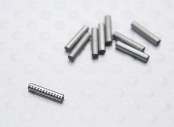 ピン(7.5x1.5mm)1/16 Turnigy 4WD NitroRacingバギー(10個入り/袋)