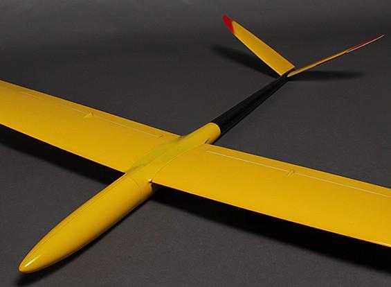 ショクヨウアナツバメ - すべてのコンポジットのパフォーマンススロープ/ EPグライダー2020ミリメートル(ARF)