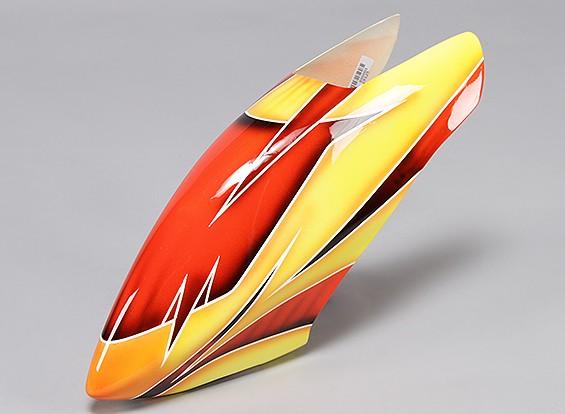 トレックス/ HK 500 ProのためのTurnigyハイエンドグラスファイバーキャノピー