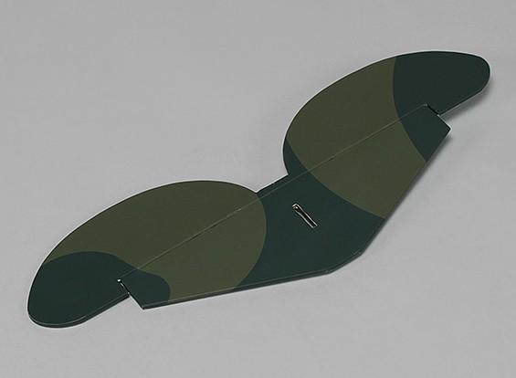 Durafly™フィーゼラーFiの156シュトルヒの1154ミリメートル - 交換水平安定板