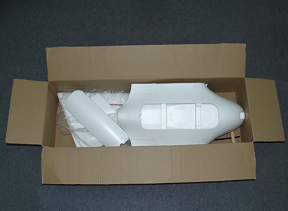 SCRATCH / DENT・スカイウォーカーX-8 FPV / UAVフライングウイング2120ミリメートル