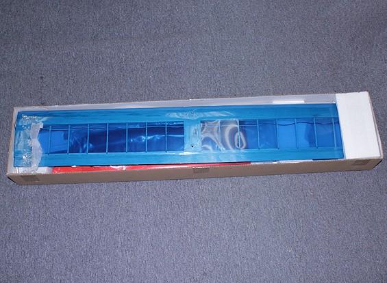 SCRATCH / DENTトレンディコンポジット/バルサ電動グライダーF5Jの2250ミリメートル(ARF)