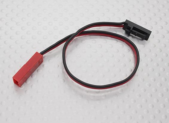 モレックス2.54充電/バッテリコネクタ/アダプタにJSTの2ピン