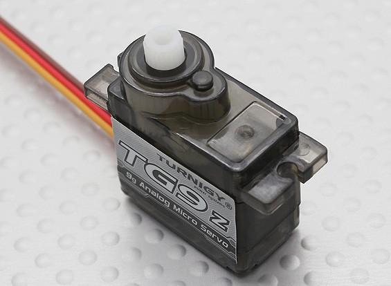 Turnigy™TG9zエコマイクロサーボ1.7キロ/ 0.12sec / 9グラム