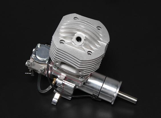 CD-点火60cc / 6HPする@ 7,400rpm /ワットJC60 EVOガスエンジン