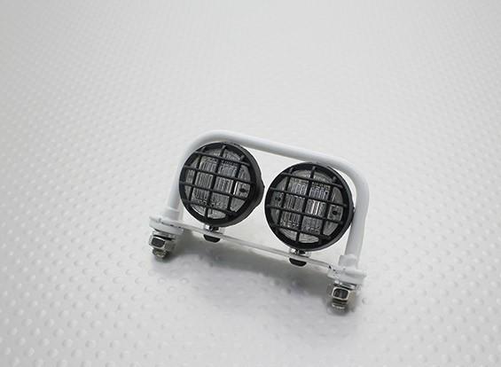 LEDの持つクローラ/トラックライトセット(ホワイト)