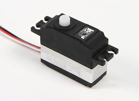 アエロスター™AS-253HBミニサーボ3.35キロ/ 0.10sec / 25.3グラム