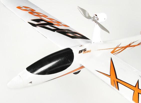 HobbyKing®™BFG 1600電動グライダーEPO 1600ミリメートル(PNF)