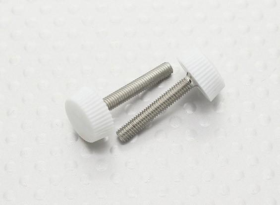 キャノピー親指ネジM3x18mm(2個)