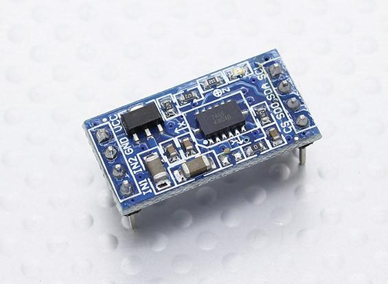 Kingduino対応のデジタル傾斜角度センサアクセラレーションモジュール