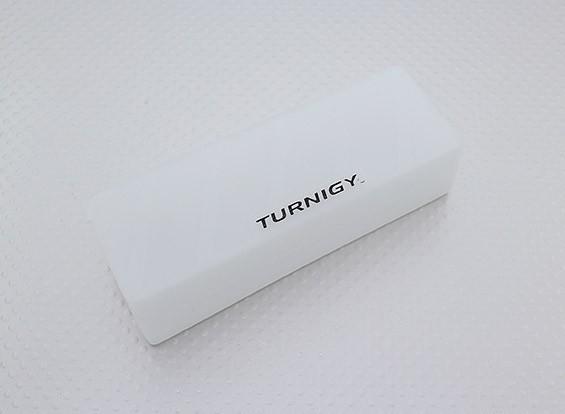 Turnigyシリコーンリポバッテリープロテクター(1600-2200mAh 3S-4Sクリア)110x35x25mm