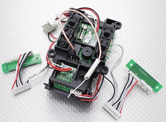トレーナーポート/ RF PCBアセンブリ -  Turnigy 9XRトランスミッタ
