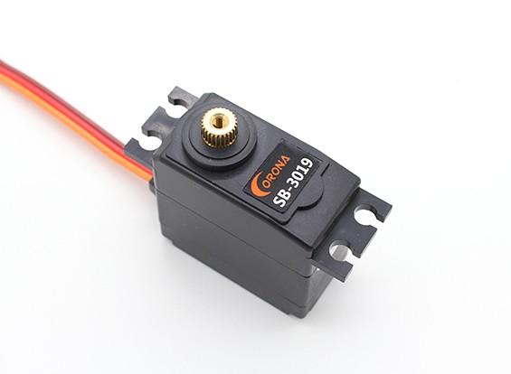 コロナSB-3019 S.BUSデジタルMGサーボ4.0キロ/ 0.06sec / 32グラム