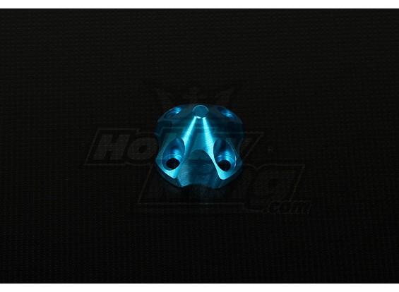 DLE30ための3Dスピナー(33x33x26mm)ブルー