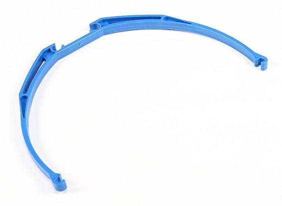 マルチコプターアンダーキャリッジ190x310mm(ブルー)(1個)
