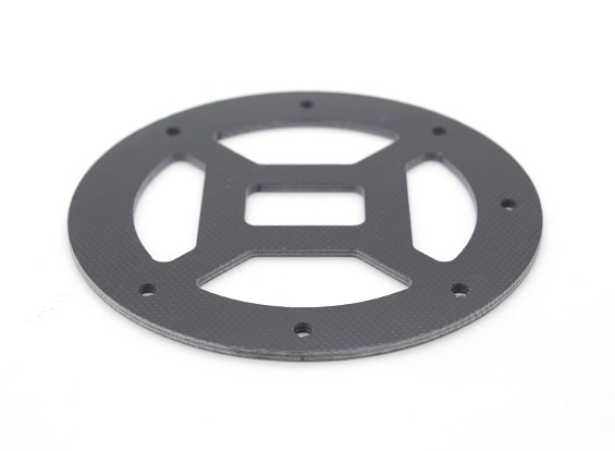 DIYレシーバーマウントと保護ボード45×45ミリメートルの取付