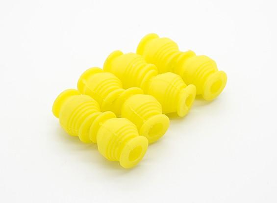 制振ボール(200グラム=黄)(8 PCS)