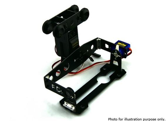 一般的な使用FPVとカメラ2軸サーボジンバルFC-T12