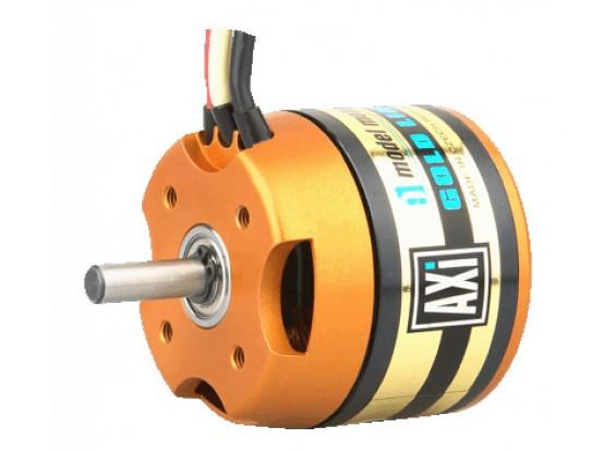 AXI 14分の4120 GOLDのLINEブラシレスモーター